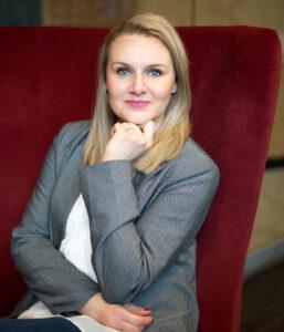 Milena Wojciechowska psychoterapeuta poznawczo-behawioralny, pracuje z osobami dorosłymi i młodzieżą