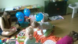 Warsztaty psychologiczne dla dzieci