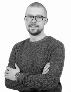 Michał Kolińskipsychoterapeuta systemowy, pracuje z osobami dorosłymi, młodzieżą, parami i rodzinami
